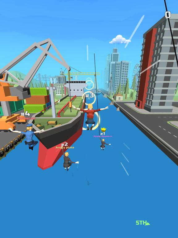 Swing Rider! screenshot 10
