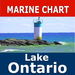 Lake Ontario – Boating Charts