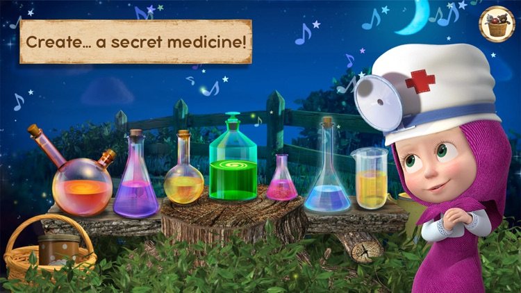Masha and the Bear: Toy doctor screenshot-5