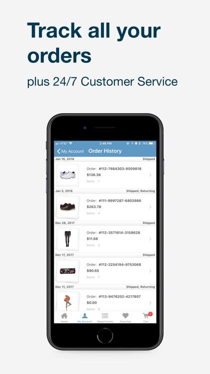 Zappos: Shop shoes & clothes screenshot-4