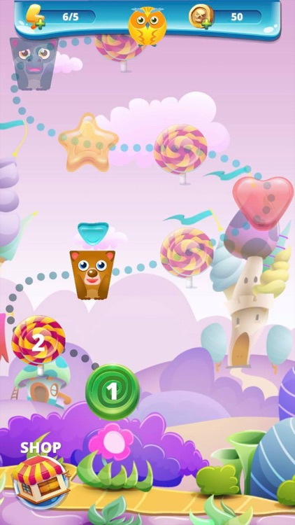 Num Noms Sweety Match 3