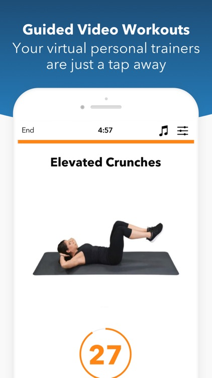Sworkit Fitness screenshot-0