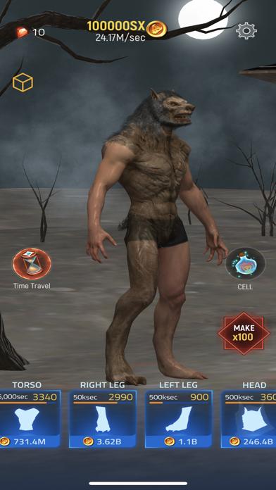 Idle Transformation screenshot 3