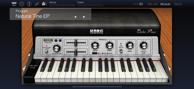 KORG Module Pro