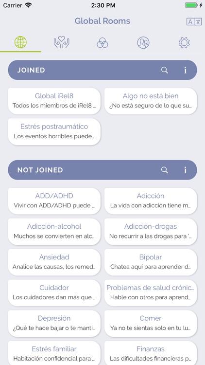 iRel8 (iRelate) screenshot-6
