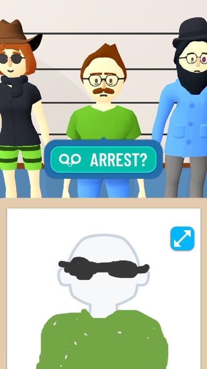 Line Up: Draw the Criminal screenshot-3