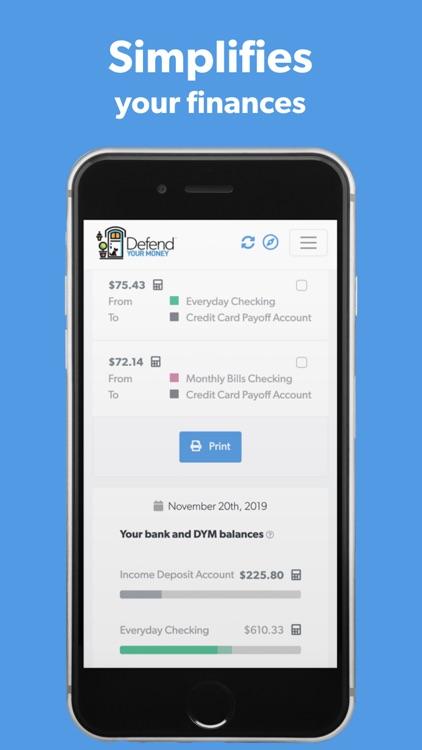 Defend Your Money screenshot-3