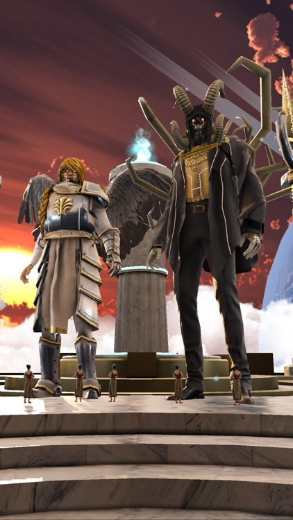 Game of Gods screenshot-0