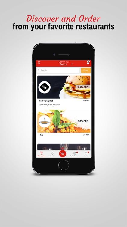 Bitfood  Order food online.