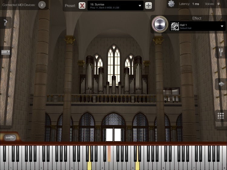 iCathedral Organ screenshot-7