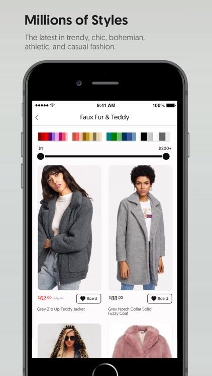Couture Lane - The Fashion App screenshot-3