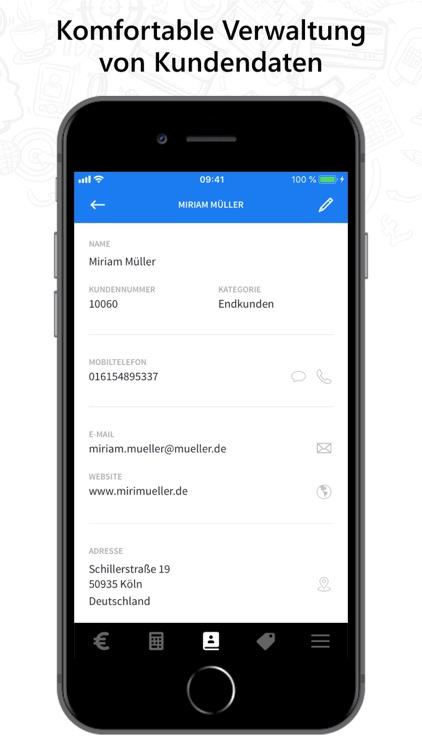 invoiz - Rechnung schreiben screenshot-5
