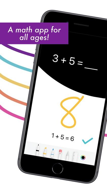 Learn Math Facts screenshot-0