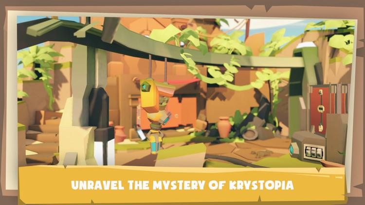 Krystopia: A Puzzle Journey screenshot-3