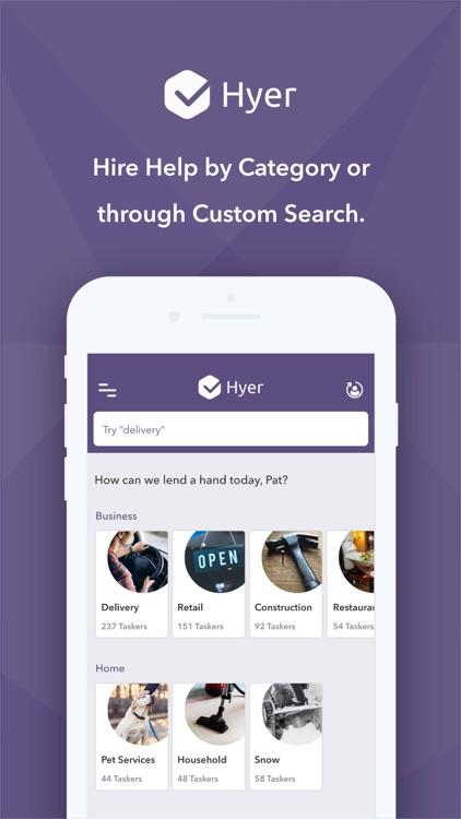 Hyer Job Search screenshot-3