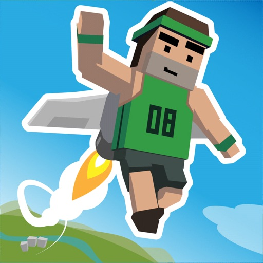 Jetpack Jump app for iphone