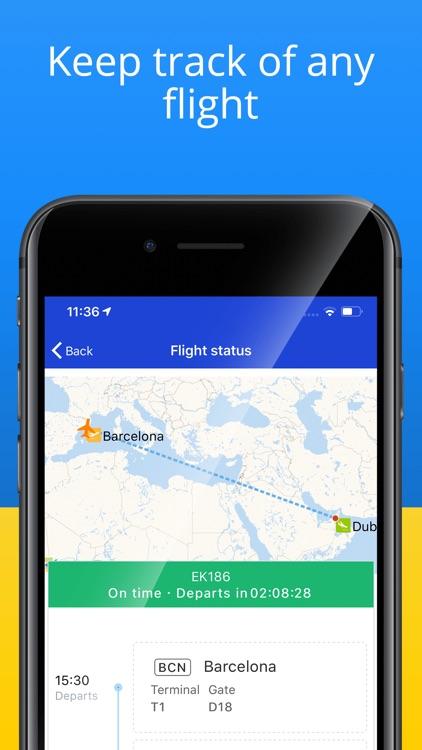 eDreams: Book travel deals screenshot-3
