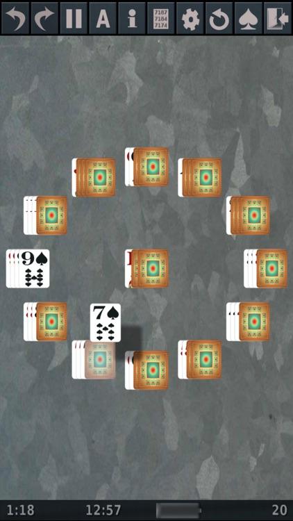 Solitaire 3D. screenshot-3