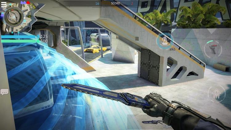 Infinity Ops: Sci-Fi FPS screenshot-3