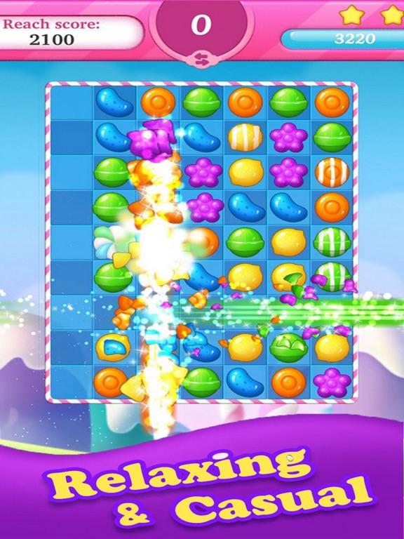 Sweet Paradise : Explore Candy screenshot 6
