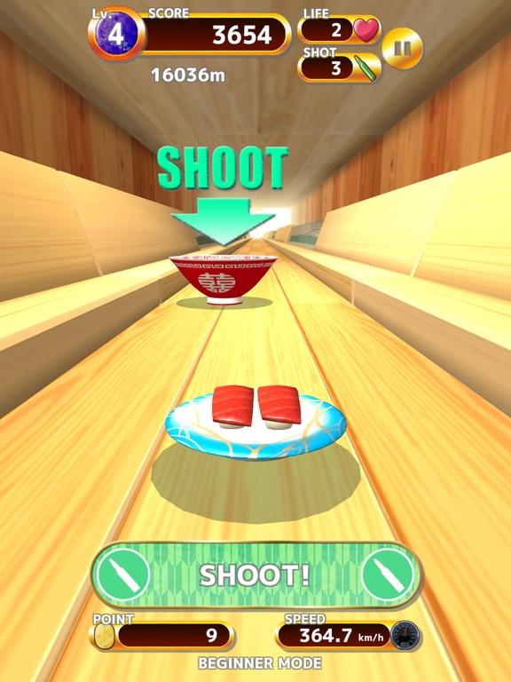 Sushi-Run 超高速ランゲーム〜寿司ラン〜のおすすめ画像3