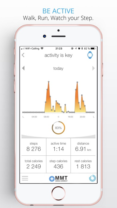 MMT-365 Smartwatches screenshot three
