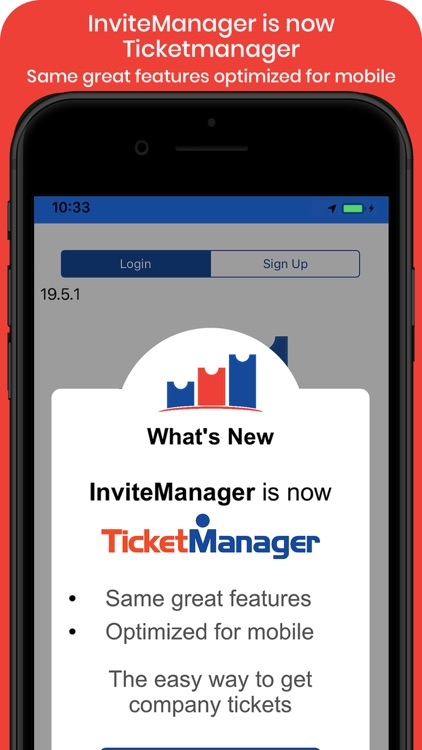 TicketManager (InviteManager)