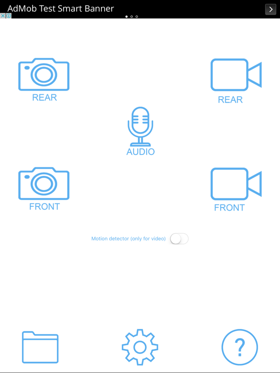 Black Eye Motion Detector App Price Drops