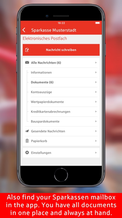 Sparkasse - Your mobile branch screenshot-9