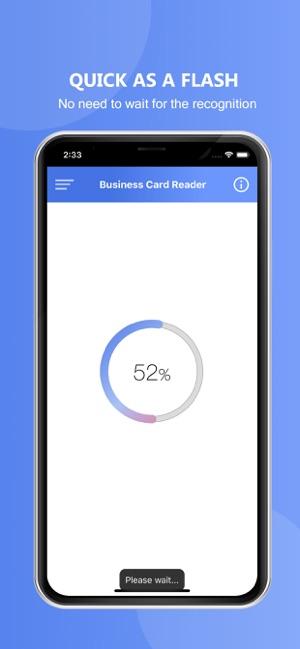 Biz Card Reader For Salesforce On The App Store
