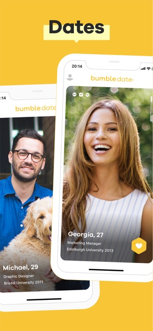 Bumble dating official site