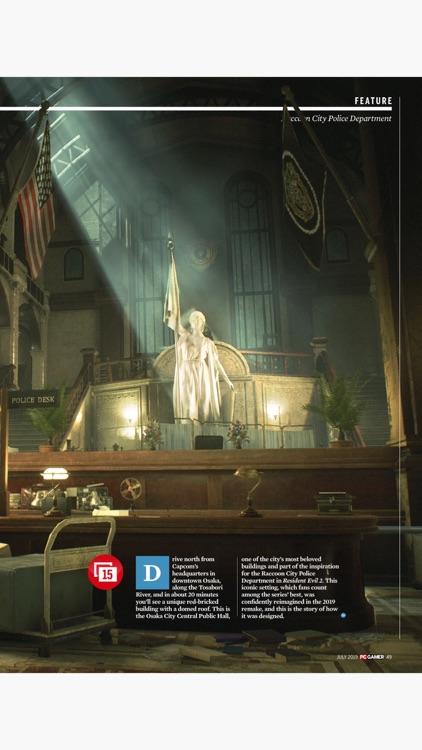 PC Gamer (UK): the world's No.1 PC gaming magazine screenshot-6