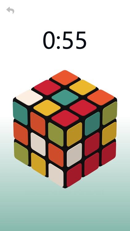 Rubiks cube puzzle screenshot-4