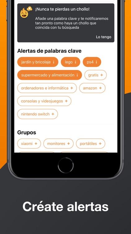 Chollometro - Chollos, ofertas screenshot-3