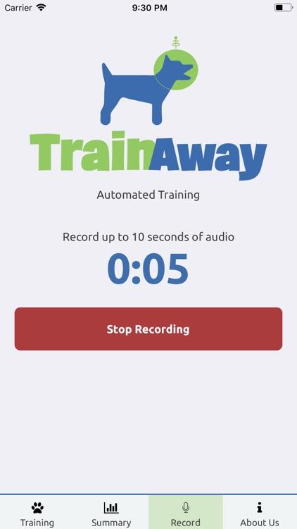 TrainAway - Dog Training screenshot-6
