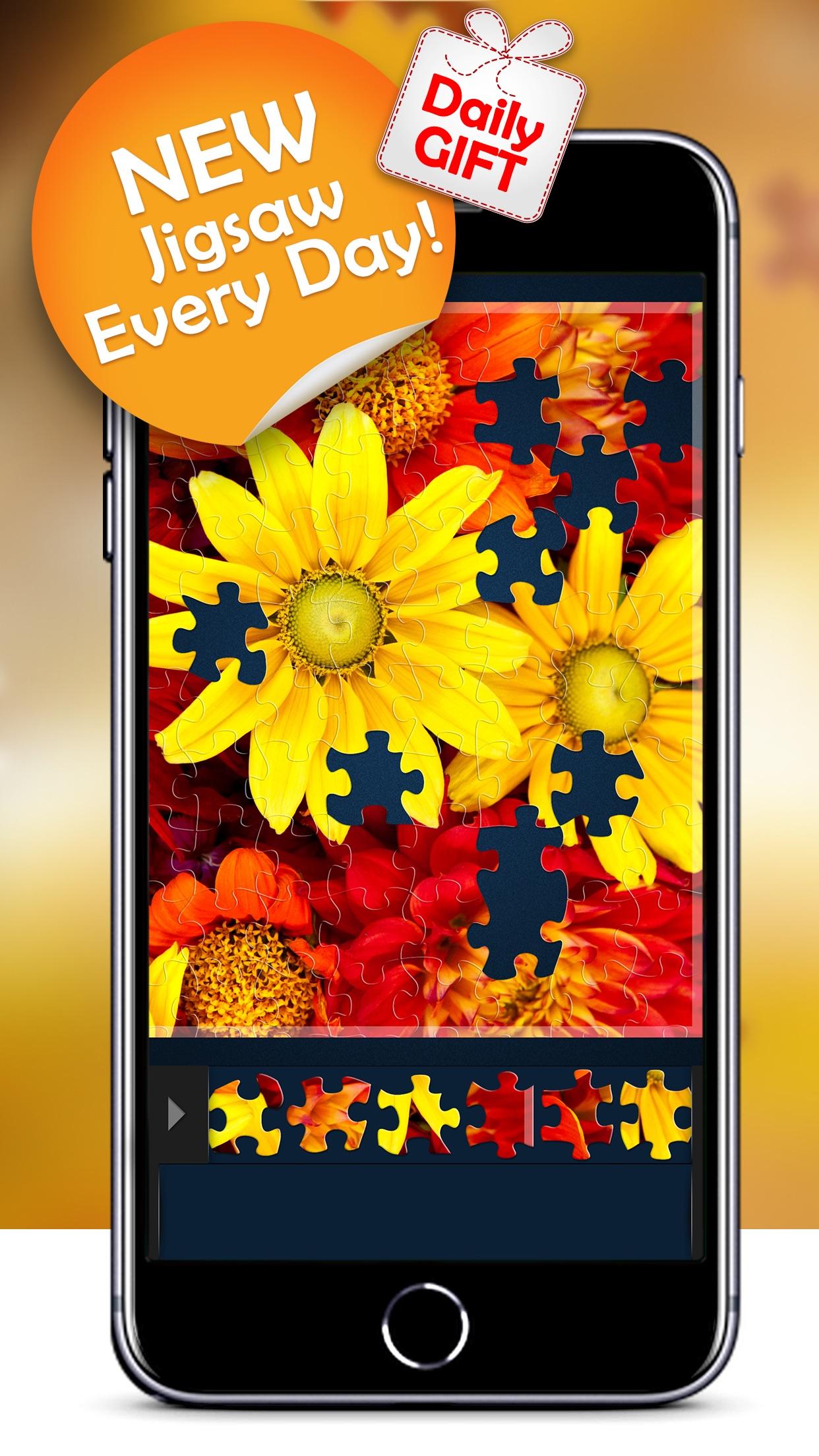 Magic Jigsaw Puzzles Screenshot