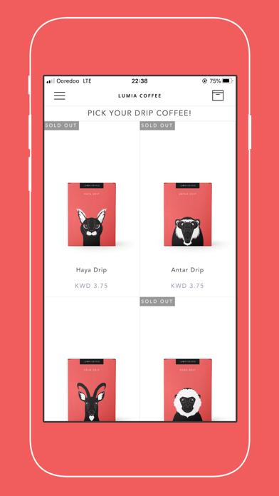 Lumia Coffee 3