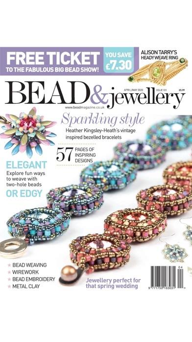Bead Magazine screenshot one