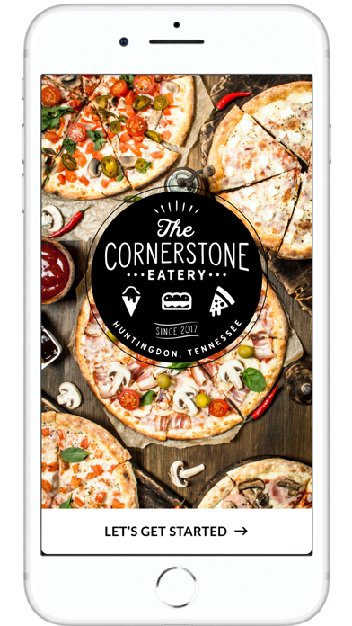 The Cornerstone EateryScreenshot of 1