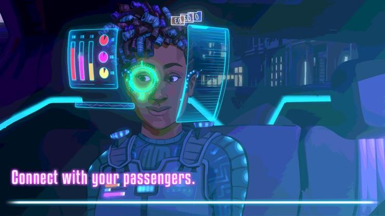 Neo Cab screenshot-3