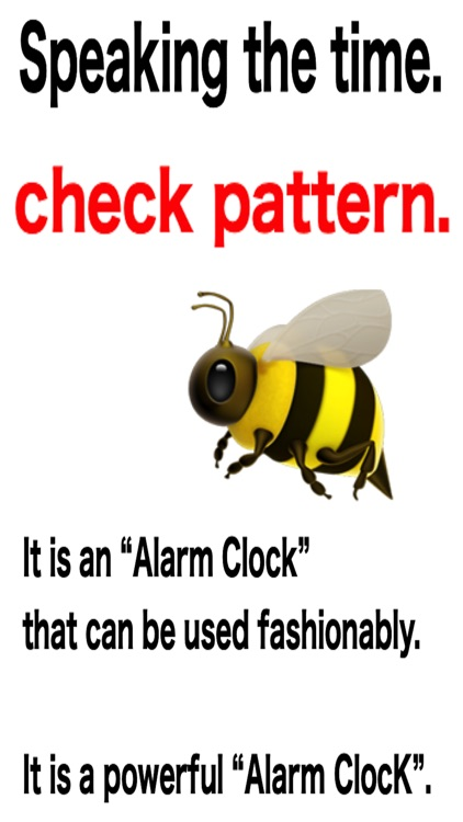 Talking Alarm Clock(R) screenshot-3
