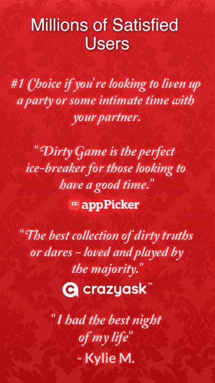Dirty Game - Hot Truth or Dare screenshot-4