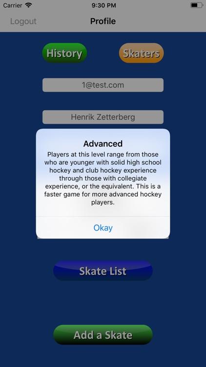 CFH Hockey screenshot-3