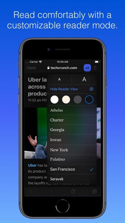 Keep - Smart Bookmark Manager screenshot-3