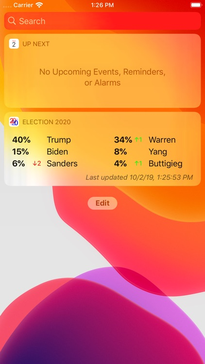 Election Watch 2020