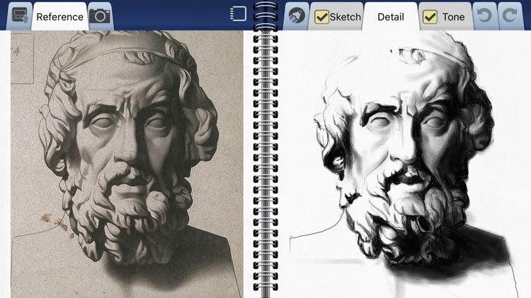 Interactive Sketchbook screenshot-3