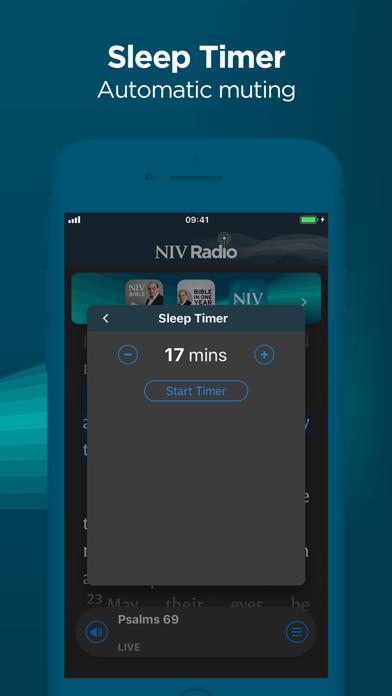 NIV Radio screenshot four
