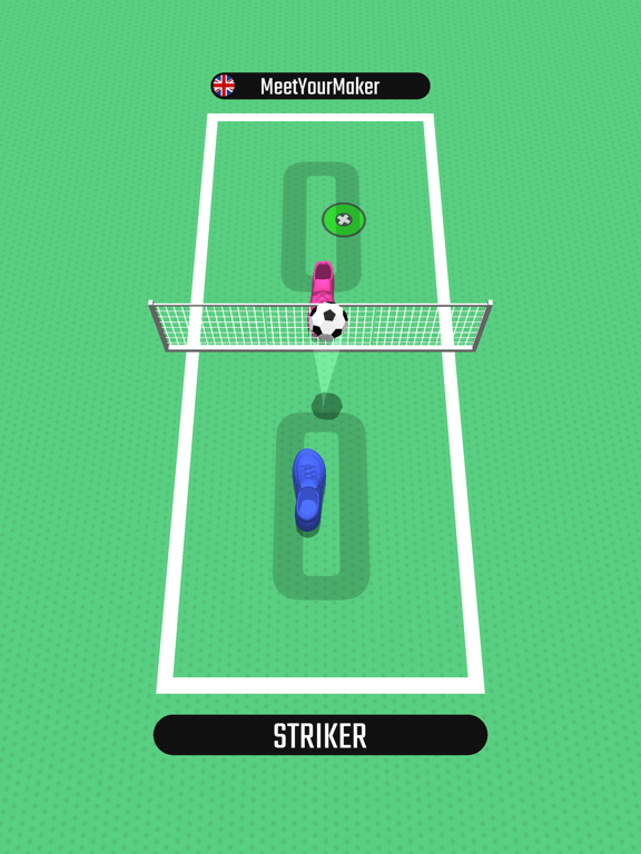 Foot Tennis 3D screenshot 7
