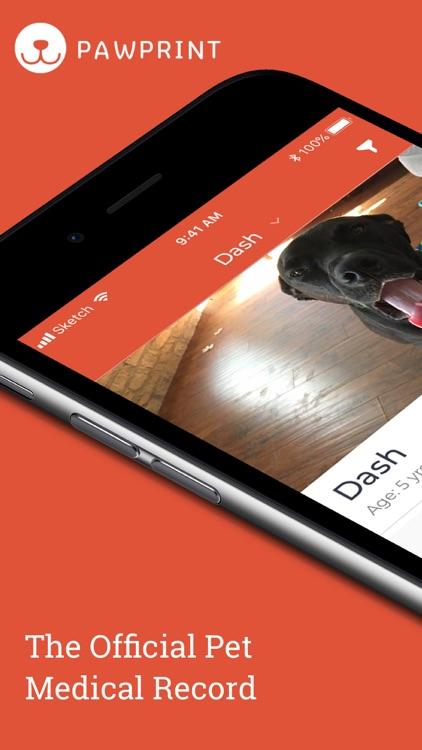Pawprint - Pet Health Tracker