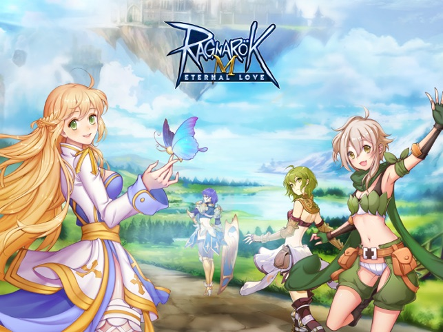 Ragnarok M : Eternal Love on the App Store